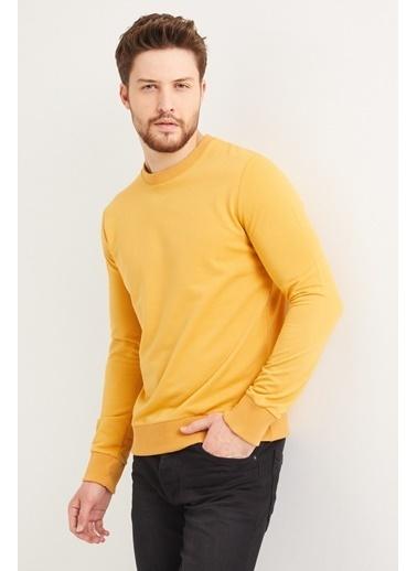 Densmood Sweatshirt Sarı